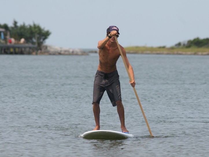 Week Rental Standup Paddleboard