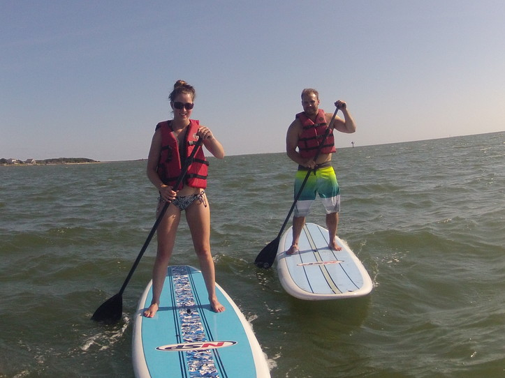 Day Rental Standup Paddleboard