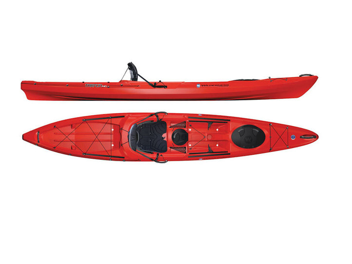 Day Rental Single Kayak