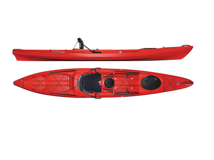Day Rental Fishing Kayak