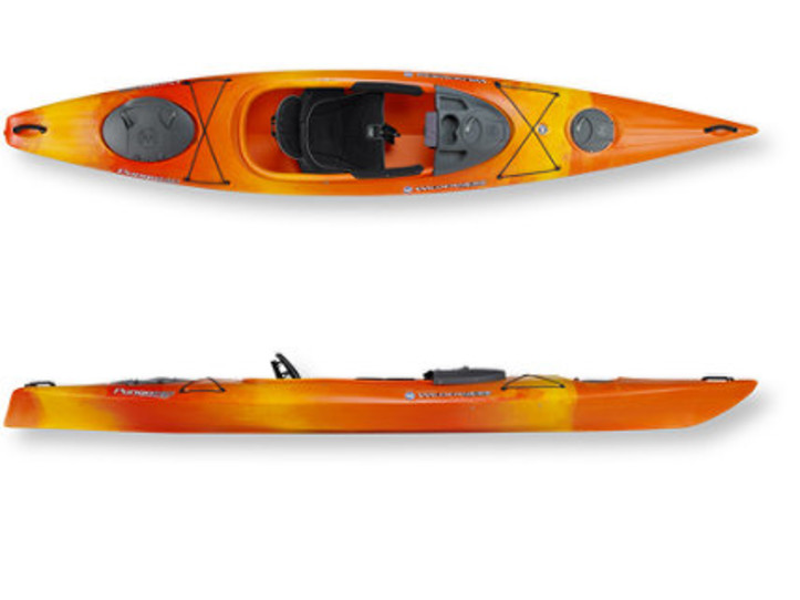 Week Rental Single Kayak
