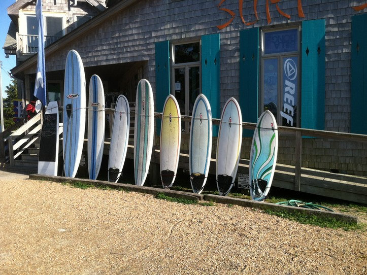 Week Rental Surfboard