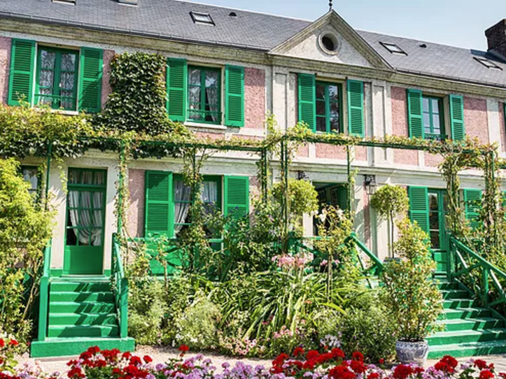 Giverny Morning Small Group Tour: Claude Monet's House and Gardens