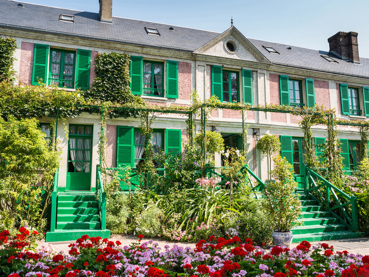 Private Trip to Giverny: Monet's House and Gardens & Impressionism Museum