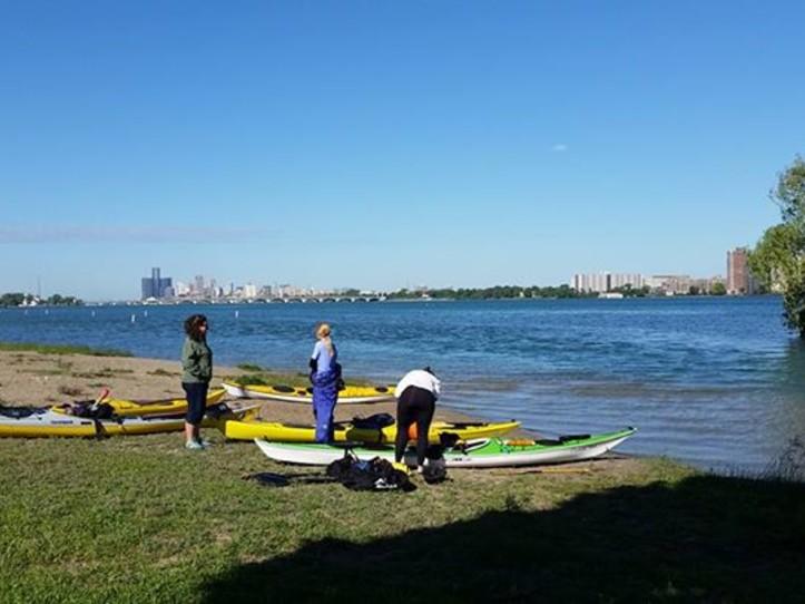 Fun Start Kayak Class - Belle Isle