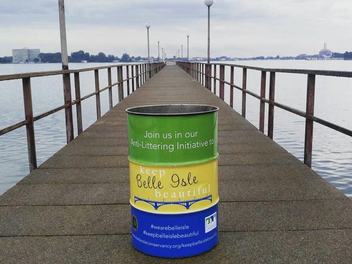 Detroit River Kayak Clean Up