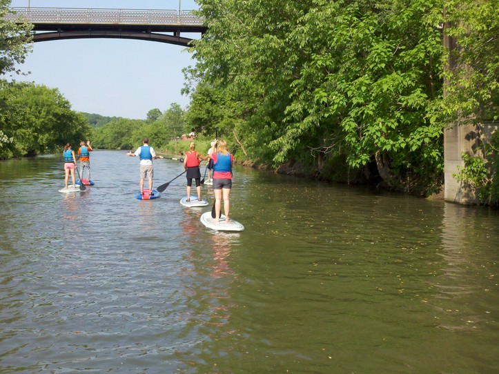 Rental: Stand Up Paddleboard - 2 Hours