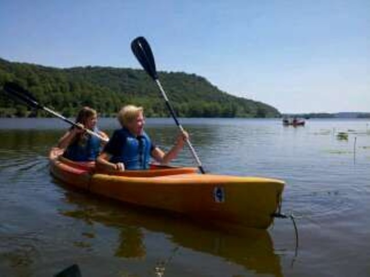 Trip 3 Buckhill to Ferry Landing Tandem Kayak