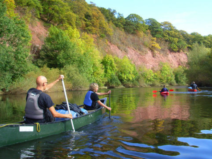 Trip 1 Buckhill to Galena Landing - Canoe