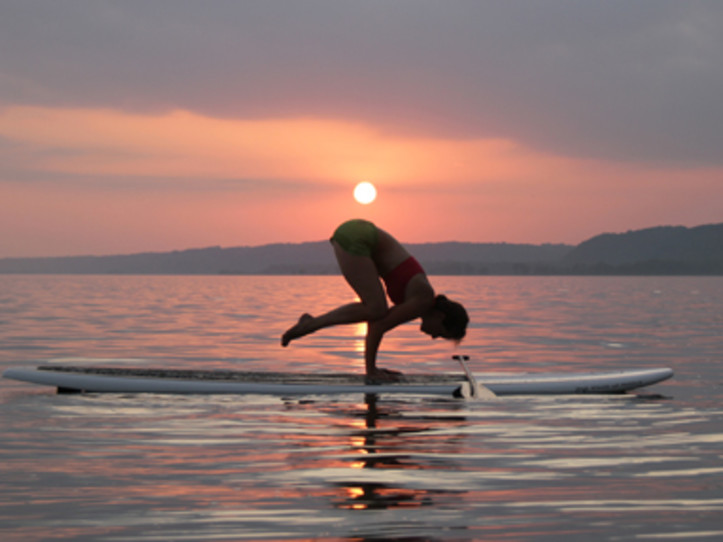 Stand up Paddleboard & Yoga