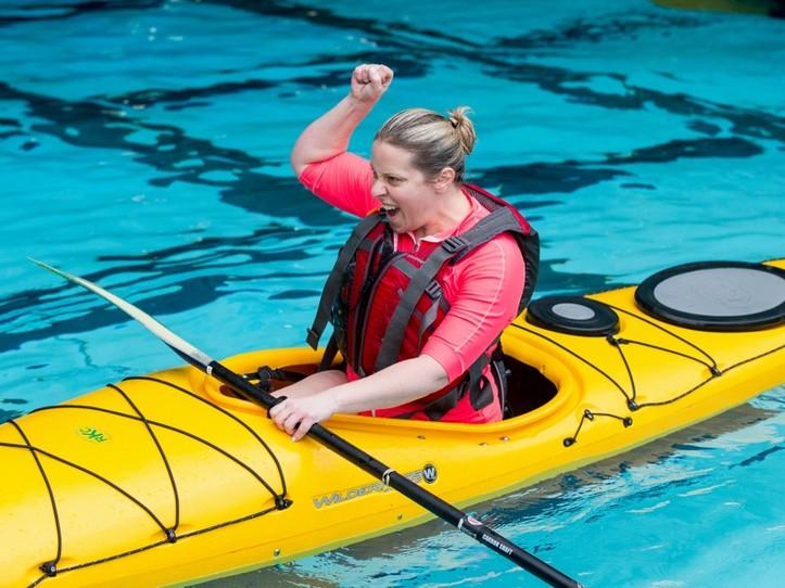 Fun Start Kayak Class - Downriver Family YMCA
