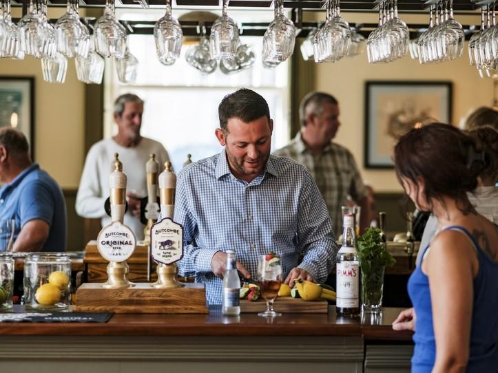 Historic Pubs: Fine Dining & Mining