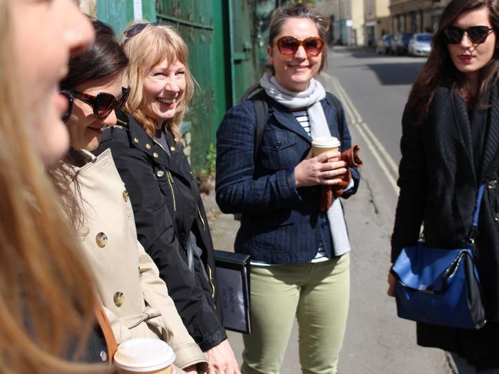Behind the Facade - Morning City Tour