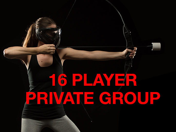 PRIVATE GROUP - up to 16 players