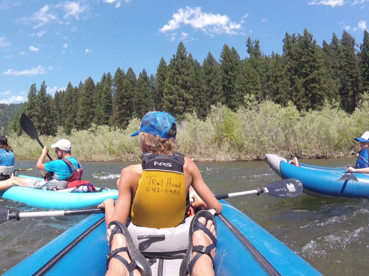 Missoula Scenic Kayak Tour