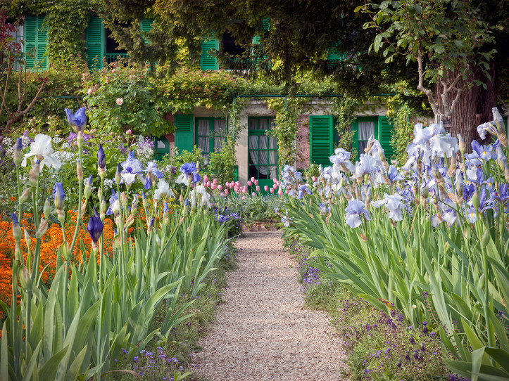 Private Guided Visit Giverny Claude Monet's House and Gardens