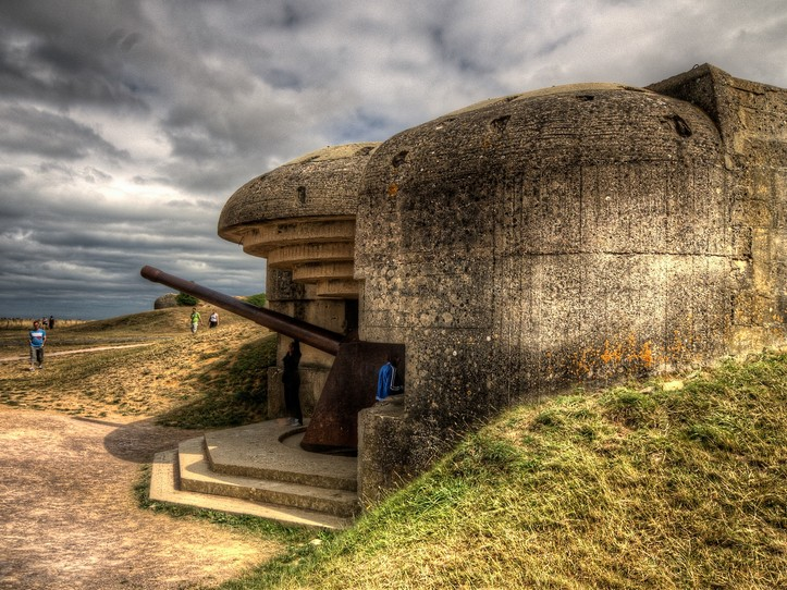 Customized Private D-Day Normandy Landing Tour from Paris
