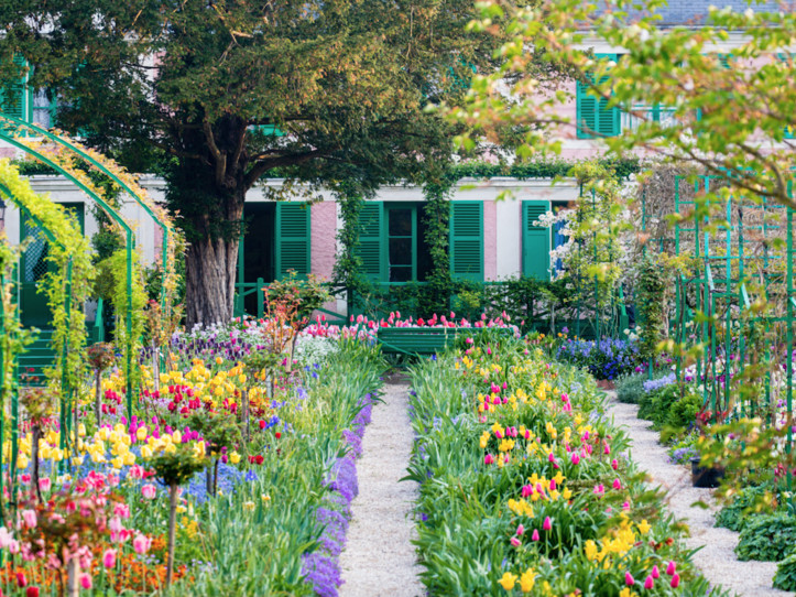 Giverny Afternoon Small Group Tour : Monet's House and Gardens & Impressionism Museum