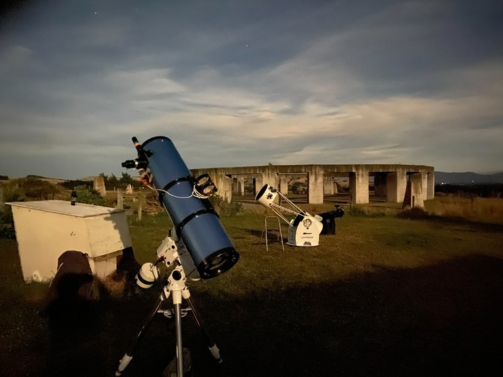 Course III: Telescope - Third Saturday of the month