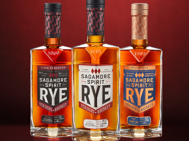 Sagamore Spirit Guided Tasting