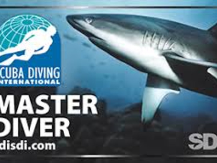 Master Diver Package