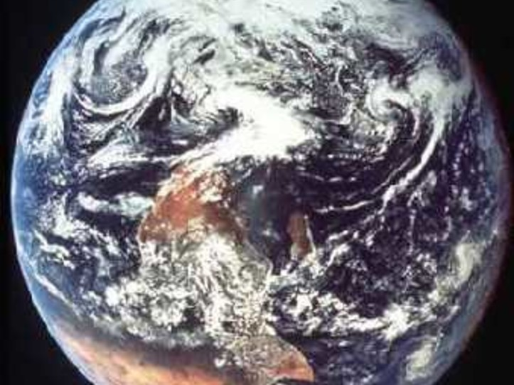 THIS ISLAND EARTH - Our World in Space and Time.