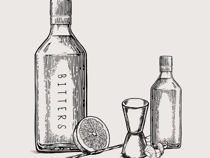 Make Your Own Bitters Class