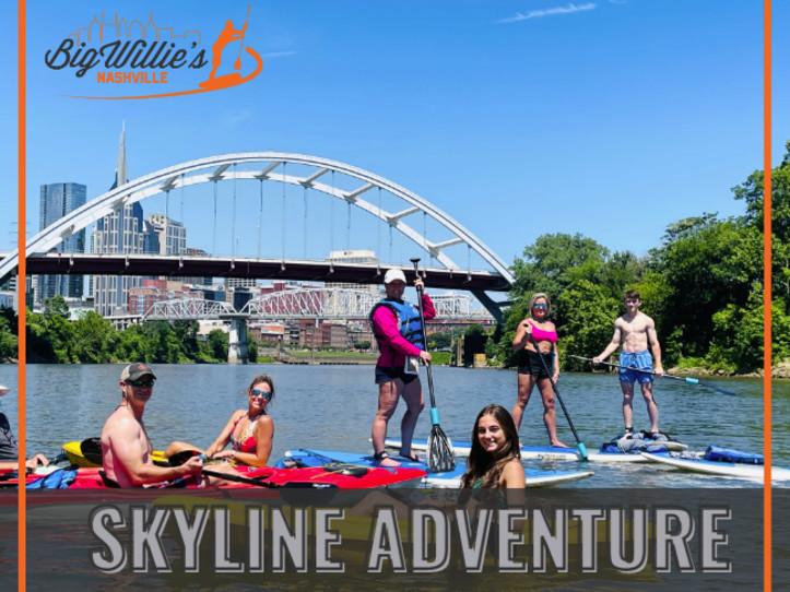 Nashville Kayak Adventure