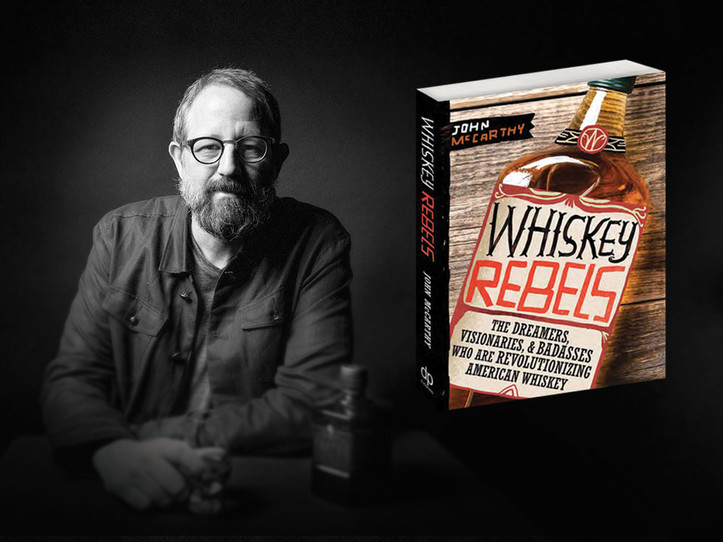 Whiskey Rebels Book Signing Event
